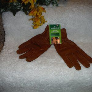 gardenline LEAHER WORK GLOVES